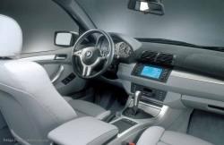 BMW X5 E53, кроссовер, салон, отделка, немецкие автомобили