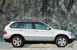 внедорожник, авто, БМВ, первое поколение