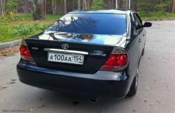 Camry, поколение 5, 2004, японские автомобили, Japan, Toyota, седан, Камри