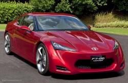 Toyota Carina, японские автомобили, japan, седан, концепт