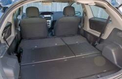 Toyota Yaris, салон, японские автомобили, Vitz, japan, hatchback