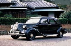 A1, Тойота Мотор Корпорейшен, Япония, авто, первая машина