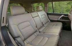 Toyota Land Cruiser 200, japan, интерьер, японские автомобили