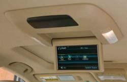 Toyota Land Cruiser 200, интерьер, японские автомобили, japan
