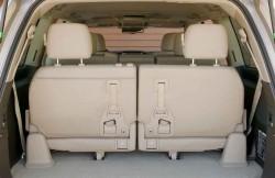 Toyota Land Cruiser 200, японские автомобили, интерьер, japan