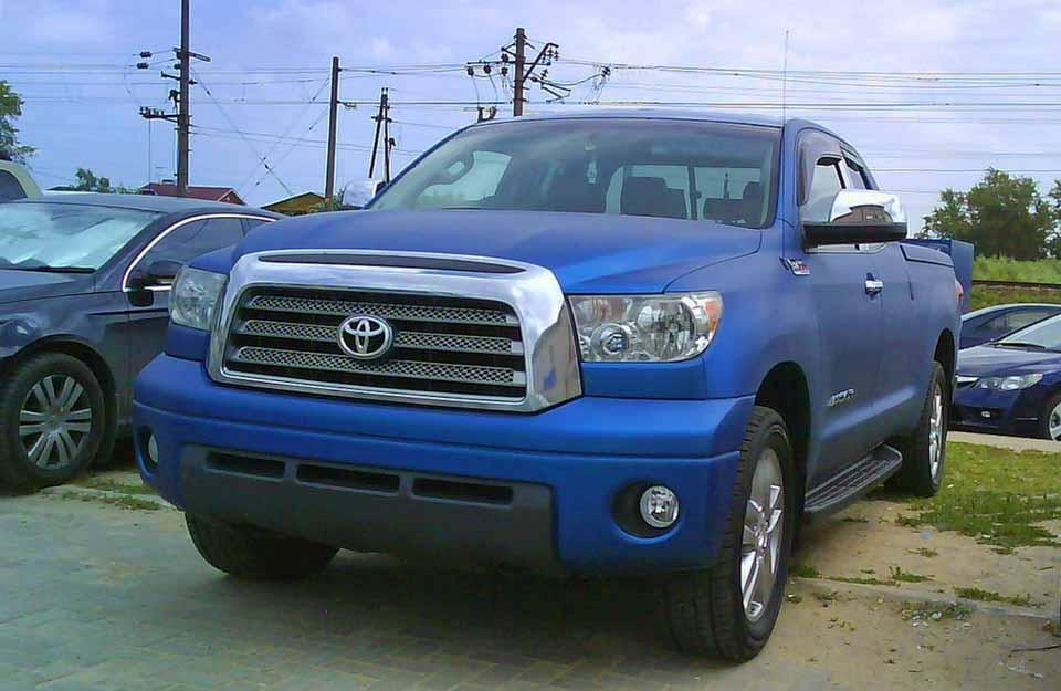 Тойота Тундра, пикап, японские автомобили, japan