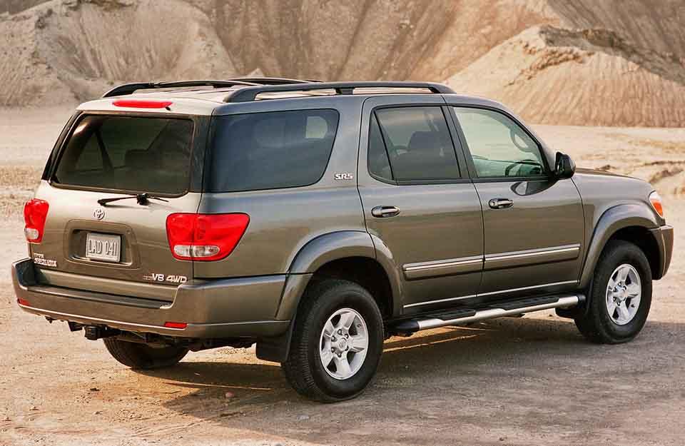 модель, Toyota Sequoia, японский автопроизводитель, машина, авто