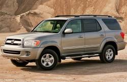 Тойота Секвойя, внедорожник, японские автомобили, japan