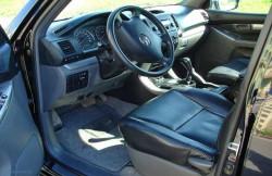 Toyota Prado 120, интерьер, японские автомобили, japan, Land Cruiser