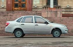 Lada Granta, АКП, седан, авто, российские автомобили, АвтоВаз