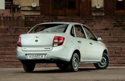 Lada Granta, АКП, VAZ, седан, авто, российский автомобиль