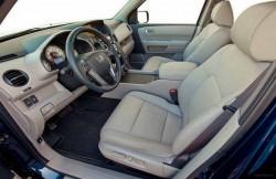 Хонда Пилот, интерьер, Япония, авто, 7 мест, внедорожник