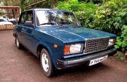 Lada 2107, седан, авто, российские автомобили, АвтоВаз