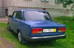 Лада 2107, семерка, Россия,  машина, ВАЗ