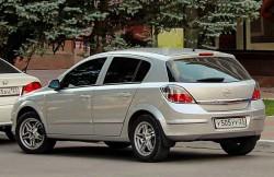 Opel Astra, хетчбек, фото, авто, Европа