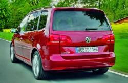 Volkswagen Touran, компактвэн, авто, фото, Германия, минивен