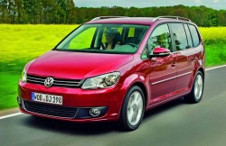 Volkswagen Touran, Германия, компактвэн, авто, фото