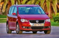Volkswagen Touran, компактвэн, фото, Германия, авто