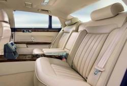 Volkswagen Phaeton, внутренний дизайн, авто, представительский класс, Германия