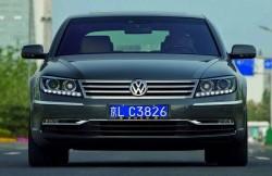 Фольксваген Фаэтон, люкс, седан, Европа, машина, немецкие автомобили