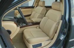 Volkswagen Phaeton, Германия, представительский класс, авто, салон, интерьер