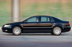 Volkswagen Phaeton, представительский класс, Германия, авто