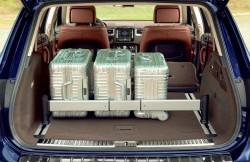 Фольксваген Туарег, багажник, машина, фото, внедорожник, немецкие автомобили