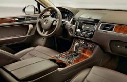 Volkswagen Touareg, передняя панель, салон, кроссовер, Германия, авто