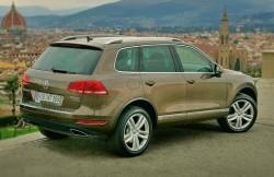 Volkswagen Touareg, кроссовер, авто, Германия, вездеход