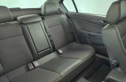 Opel Astra sedan, интерьер, фото, авто, Европа, кресла
