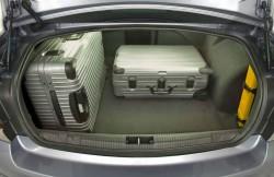 Opel Astra sedan, багажное отделение, авто, фото, Европа