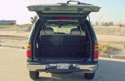 Chevrolet Tahoe, багажник, авто, фото, внедорожник