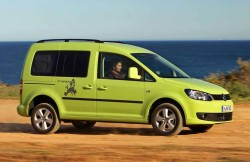 Volkswagen Caddy, авто, машина, Фольцваген Кадди, дизайн