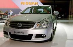 Ниссан Алмера, бюджетный седан, Япония, авто, автомобили, дизайн