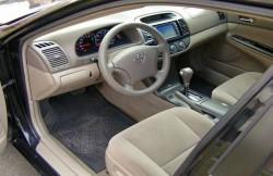 Toyota Camry V30, интерьер, авто, седан, машина, Япония