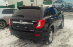 Lifan X60, китайские автомобили, машина, авто, SUV