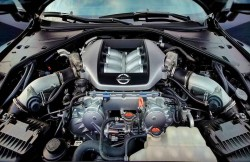 Ниссан GTR R35, Скайлайн, купе, автомобили, авто, Япония, мотор