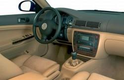 Volkswagen Passat B5, Германия, авто, седан, интерьер, руль, торпеда