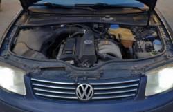 Volkswagen Passat B5, мотор, седан, Германия, авто