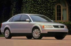 Volkswagen Passat B5, седан, авто, Германия