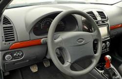 интерьер, Lada 2116, ВАЗ, седан, авто, российский автомобиль