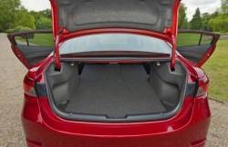 Mazda 6, багажное отделение, Япония, авто, фото, салон