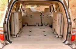 Toyota Land Cruiser 100, интерьер, торпеда, японские автомобили, japan, Крузак