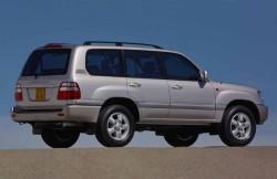 Тойота Лэнд Крузер 100, japancars, внедорожник, Япония, авто, машина