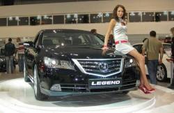 Хонда Легенд, седан, Япония, авто, фото