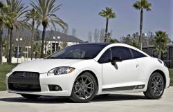 Mitsubishi Eclipse, машина, фото, японский автомобиль, дизайн
