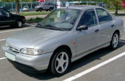 Форд Мондео 1, седан, машина, Америка