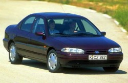 Форд Мондео 1, машина, седан, американские автомобили, мотор
