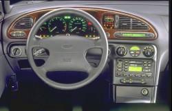 Форд Мондео 1, передняя панель, седан, машина, американские автомобили