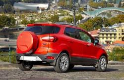 Форд ЭкоСпорт, машина, американские автомобили